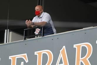 MLB》國民總管遭驅逐 主審嗆:川普來也一樣