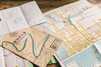 古地圖勾勒時代感 台北百年區域演變