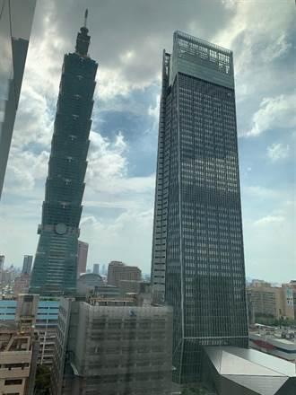 台北市辦公租金漲好兇 漲幅叫我亞太第一