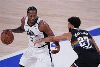 NBA》快艇逆襲金塊 里歐納德中指麻辣鍋建功