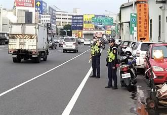 台南市10大肇事路口出爐  警方大執法降低肇事率
