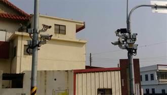 中市議長爭設路口監視器 海線今年再增28處