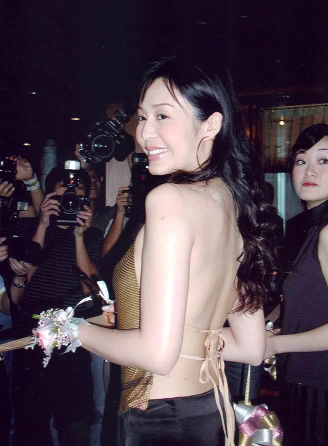 女星孫佳君是羅兆輝一生最愛。(本報系資料照)