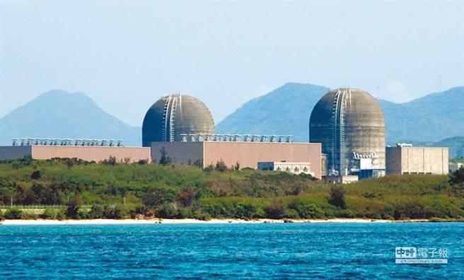 恆春核三廠8日傳出工安意外。(中時資料照 潘建志攝)