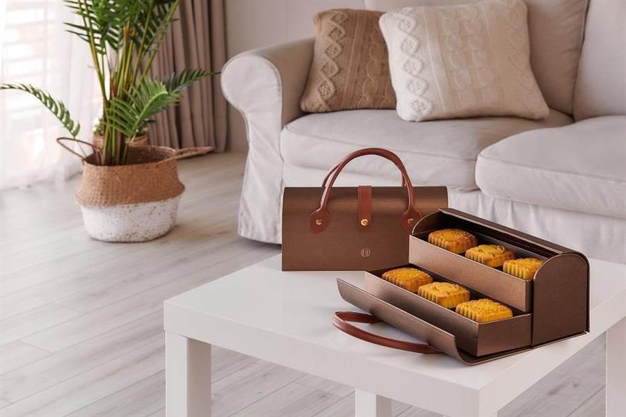 新東陽禮盒打破傳統 熱銷茶飲X日式桃山月餅 - 旅遊