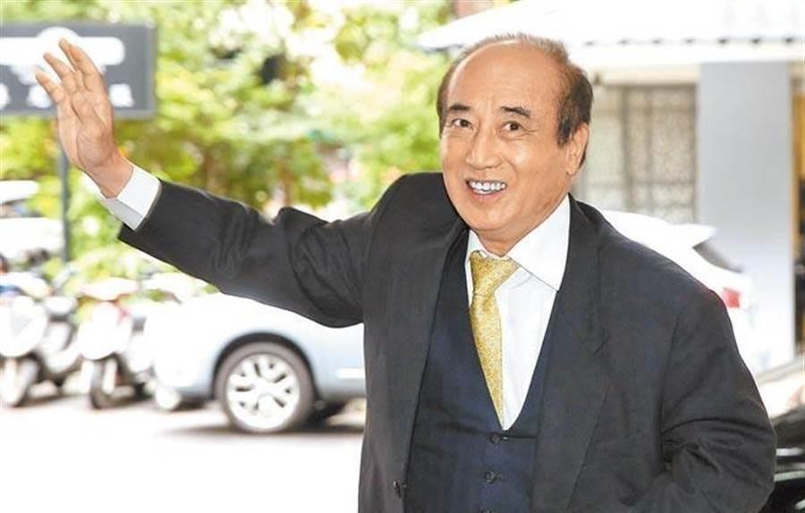 前立法院長王金平。(圖/本報資料照)