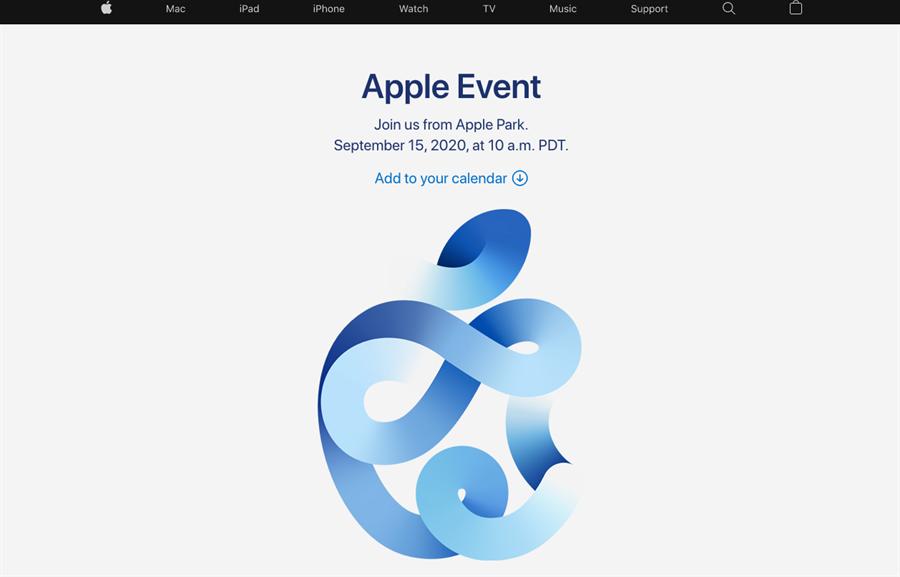 蘋果正式宣布9/16召開發表會 iPhone 12要來了?
