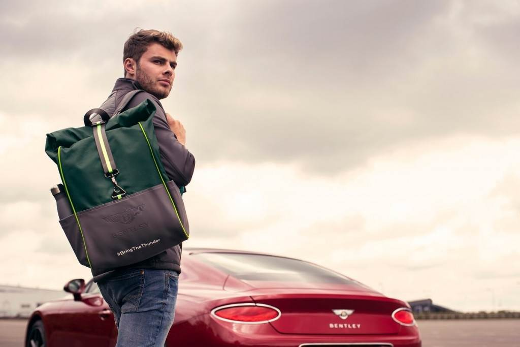 Bentley Motorsport Collection全新精品 原先僅供賽車團隊使用,如今開放販售