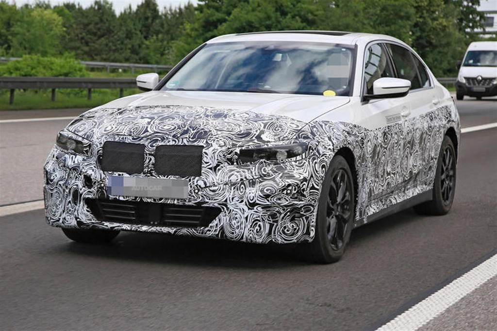 BMW 持續擴大電動車陣容:1 系列、3 系列電動化可能也在規劃中