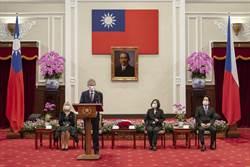 胡錫進:陸將制裁訪台華府官員以及關聯美企