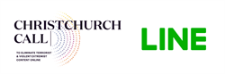 LINE簽署基督城呼籲 遏止暴力與恐怖主義內容散播