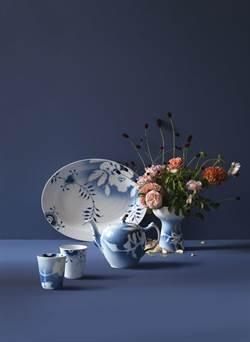 疫情宅在家 精品餐瓷印大自然 為餐桌帶來花園氛圍