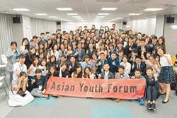 江宜樺勉11國學子 想像力闖未來