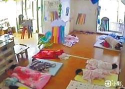 台北又爆托嬰虐童 重壓逼睡太離譜