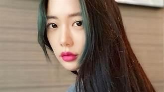 「亞洲第一美」克拉拉貼身洋裝顯瘦術 側身驚見飽滿曲線