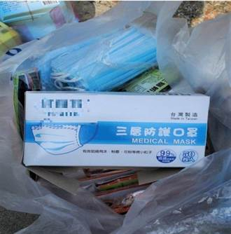 仿冒台灣製口罩販賣 橋檢聲押嫌犯獲准