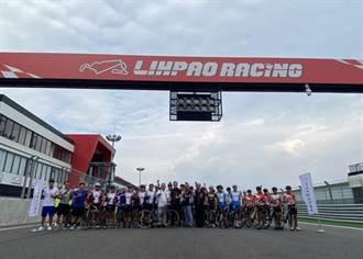 中市運動局與麗寶賽車場合作 推動首次自由車選手移地訓練