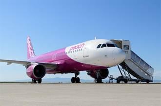 樂桃重啟國際航線 10月復飛大阪、東京