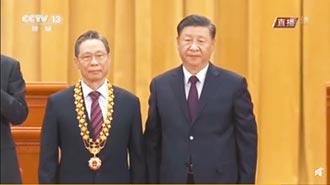 陸表彰抗疫英雄 鍾南山獲最高榮譽