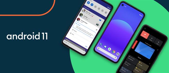 Google稍早之前正式推出了Android 11正式版。(摘自Google Blog)