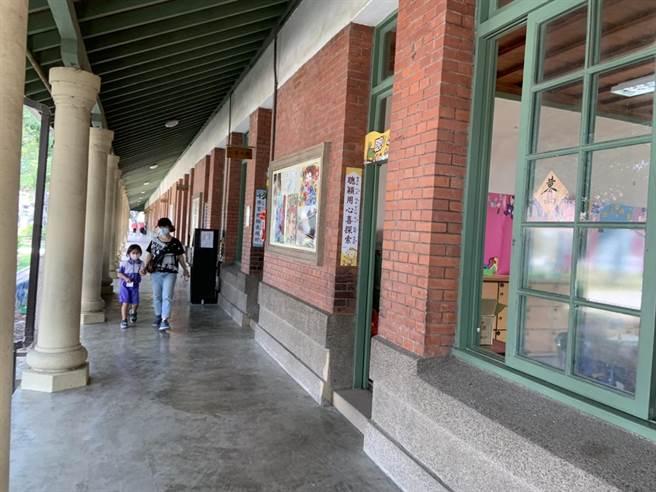 清水國小一年級有10班,新生超過200多人。(台中市議員楊典忠提供/王文吉台中傳真)