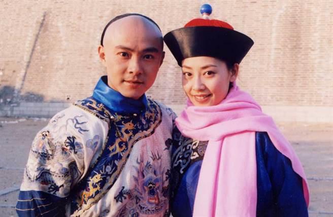 張茜在張衛健破產低潮時,義無反顧答應嫁給他。(中時資料照片)