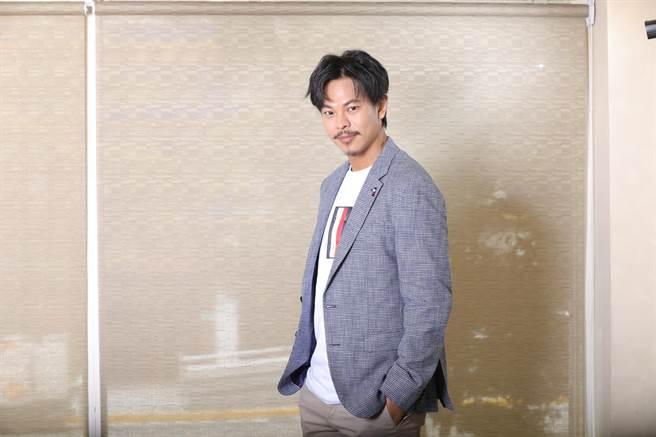 孫綻入圍金鐘獎迷你劇集男配角獎。(伊林娛樂提供)