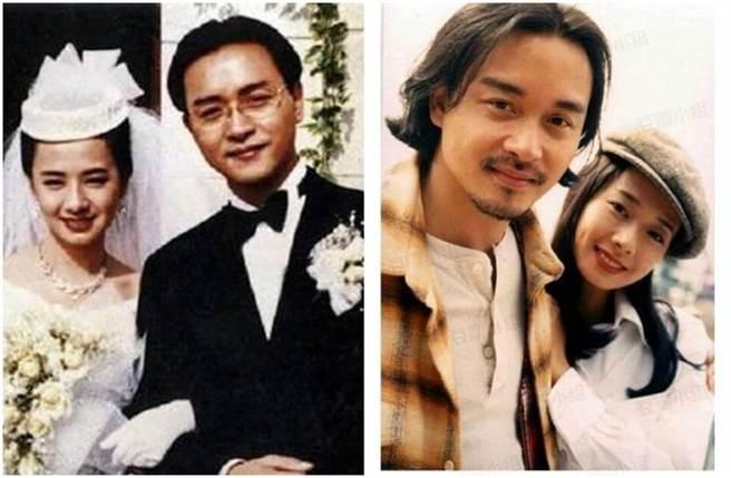 毛舜筠是張國榮唯一承認過的女友。(圖/微博)