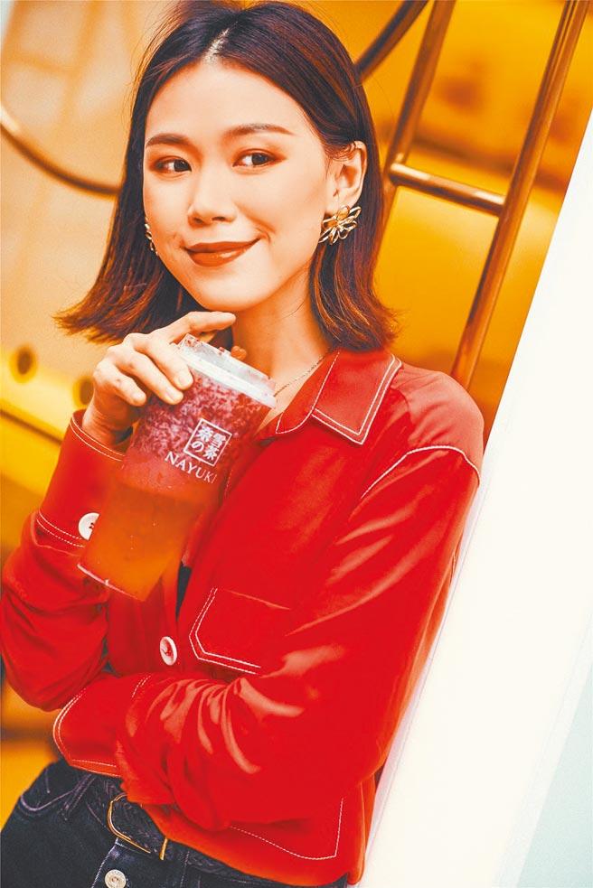 「奈雪的茶」尋求2021年在港上市。(取自微博@奈雪的茶Nayuki)
