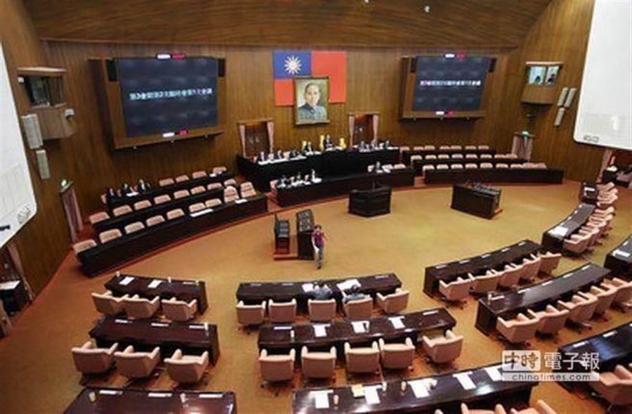 立法院委員會今日舉行召委選舉。(報系資料照)