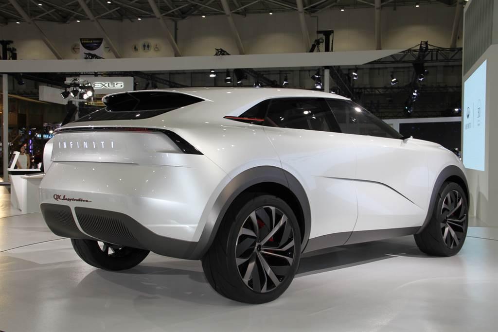 力挽狂瀾的七人座 LSUV,Infiniti QX60 Monograph 原型車將於 9/25 亮相!