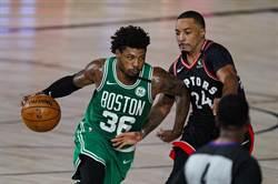 NBA》透過延長賽激戰至第七場 綠衫軍晉級機率高