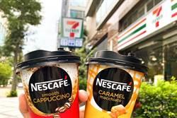 雀巢推韓國進口杯裝咖啡 用舌尖偽出國