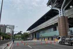 台中火車站外復興路側溝惡臭 鐵管局:汙水下水道尚未建置