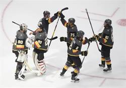 《時來運轉》運彩報報-NHL西冠第三戰 黃金騎士斬落星辰