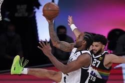 NBA》里歐納德準大三元 快艇輕取金塊聽牌了