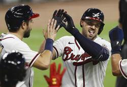 MLB》勇士29比9虐爆馬林魚 喬丹成最大苦主
