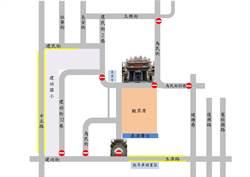 紙風車劇團明天在玉清宮登場 警方啟動交通疏導