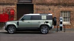 純電模式最高行駛43.2公里,Land Rover Defender 110 PHEV規格亮相