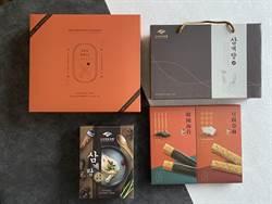 韓式餐飲推中秋禮盒 「豆腐亞麻蛋捲」最獵奇 長輩送人蔘雞湯禮盒