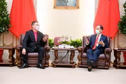 游錫堃會見記帳及報稅代理人公會成員  承諾代為轉達修法訴求