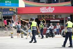 北市交通安全大執法首周取締6611件違規