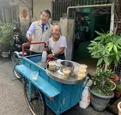 88歲台南豆花伯遭惡意棄單 黃偉哲今霸氣掃空全包下
