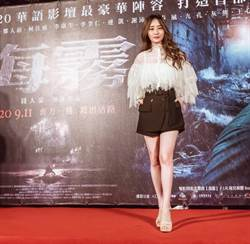 玉女回歸影壇 陳德容新角色走進台灣知名「花街」