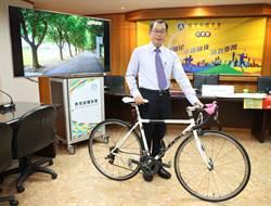 騎亮台灣首場活動開跑 揪百位民眾「宜騎到雙園」