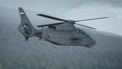 美軍授與貝爾直升機合約 設計未來戰搜直升機