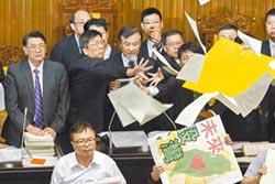 藍委轟民進黨2018綁樁 現在髮夾彎