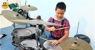 盲眼神童1/我要站上世界舞台! 12歲盲童用音符譜出人生新篇章
