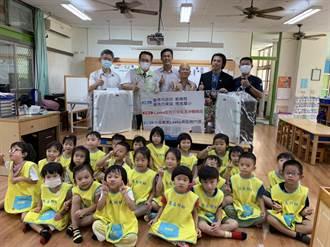 台南幼兒園教室好密閉 空氣清淨機守護孩童健康