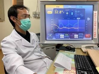 呼吸急促釀命危 苗栗醫院低溫療法治療康復